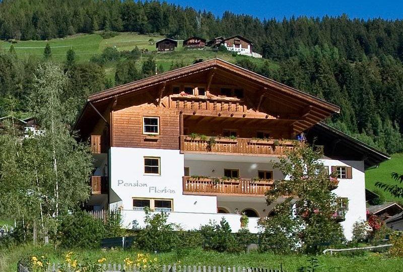 Hotel Florian St Nikolaus Ultental