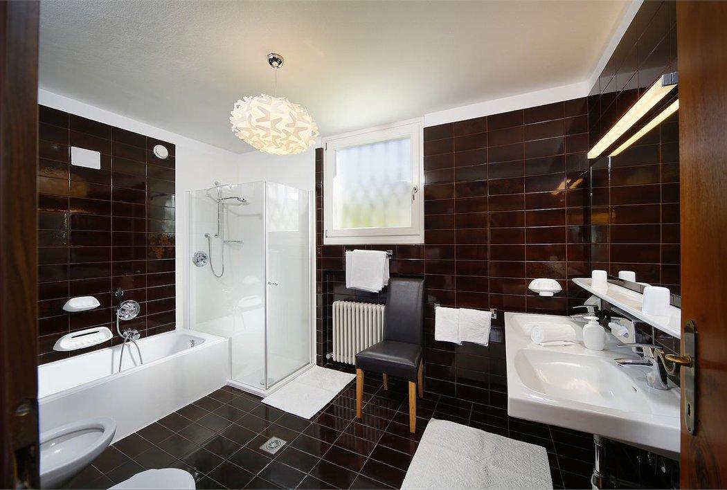 Badezimmer Gartensuite 2
