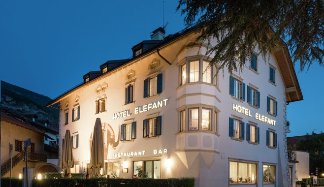 Hotel Elefant - Hotel Elefant in Auer