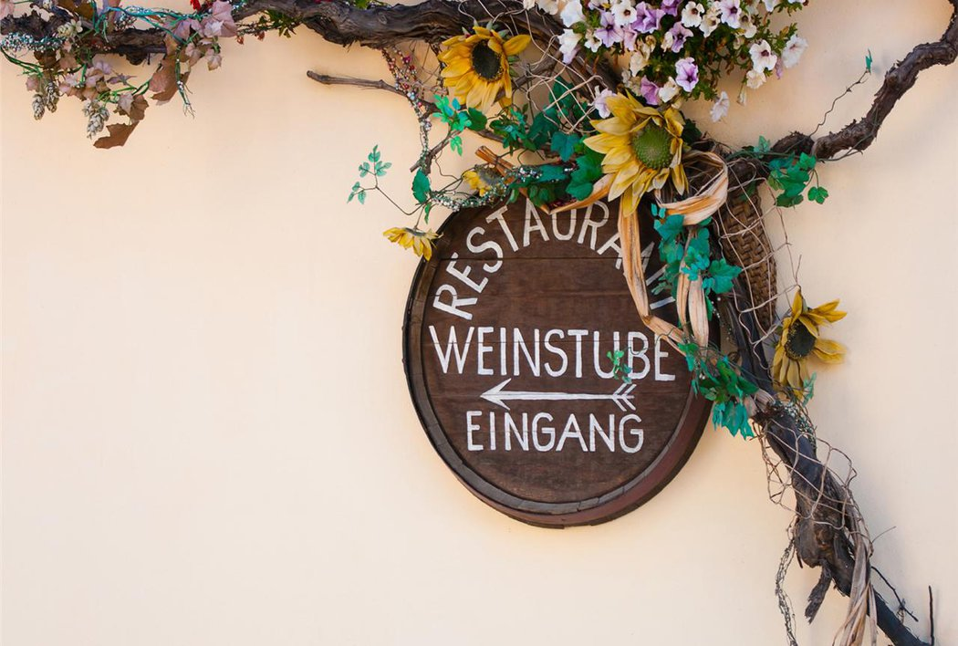 Eingang Weinstube