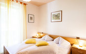 """Double room """"Sonne"""" with balcony"""