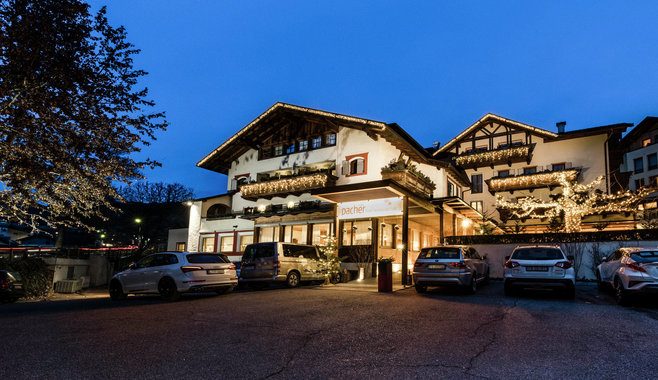 Hotel Pacher - Hotel Pacher Winter