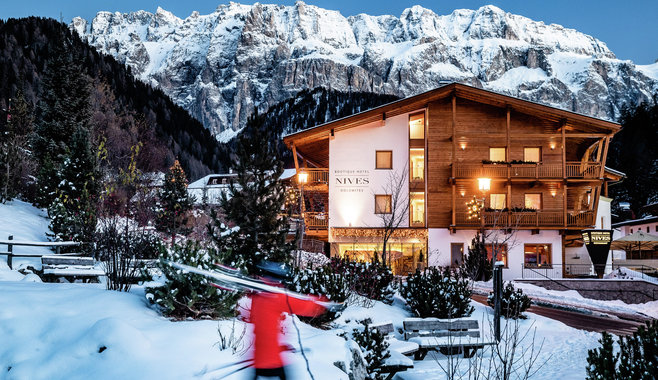 Boutique Hotel Nives - Luxury & Design - Winter