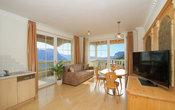 """3 room apartment with balcony """"Luxus"""""""