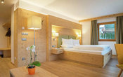 Doppelzimmer/Familienzimmer TALBLICK mit Balkon