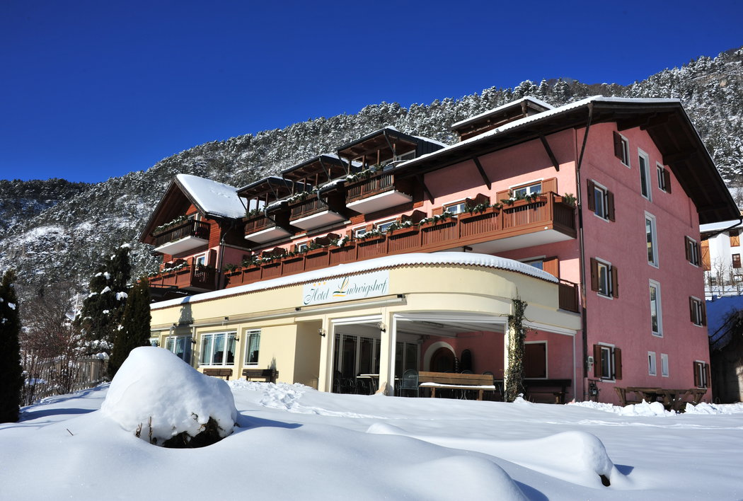 Hotel Ludwigshof Winter
