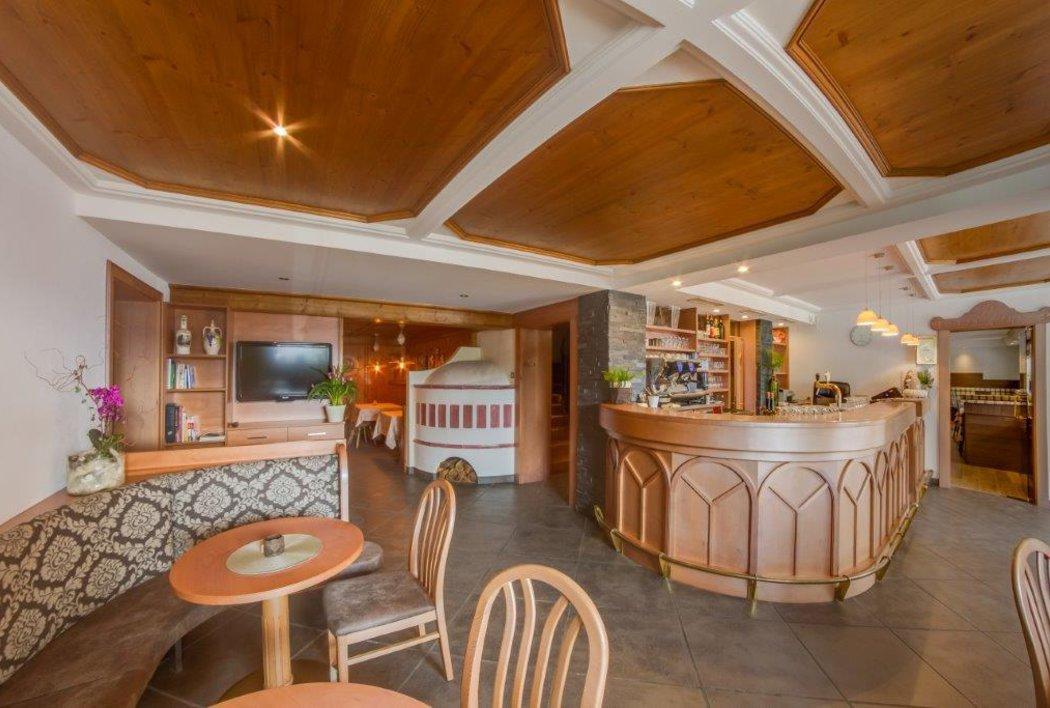 Unsere neue Bar - Hotel Alber, Vöran