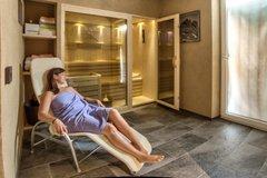 Entspannen Sie Körper und Geist in unserer neuen Sauna