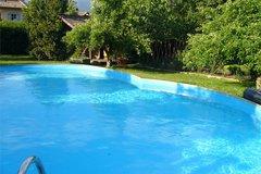 das Freischwimmbad
