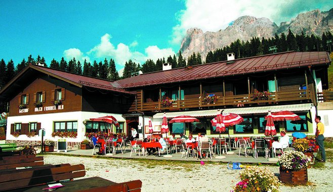 Gasthof Frommeralm