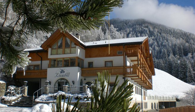 Hotel Restaurant Kranebitt - Winter