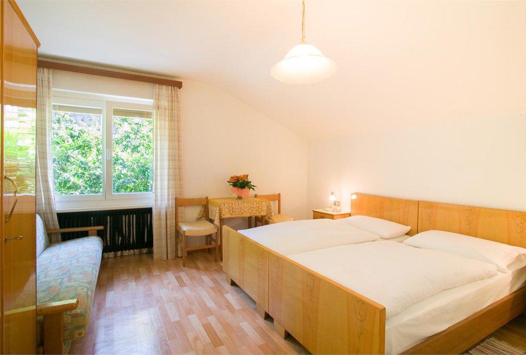 Komfortables Zweibettzimmer