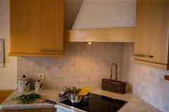 Küche Appartement Typ A Nr. 4