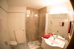 Badezimmer Appartments Typ C Nr. 2,3,5,6,9