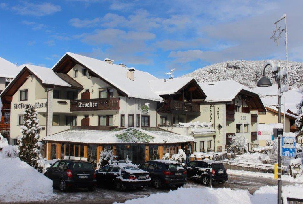 Residence Garni Trocker im Winter