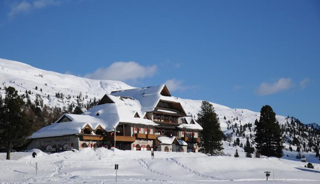 Hotel Hohe Gaisl - Winter