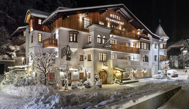 Hotel Spanglwirt - Winter