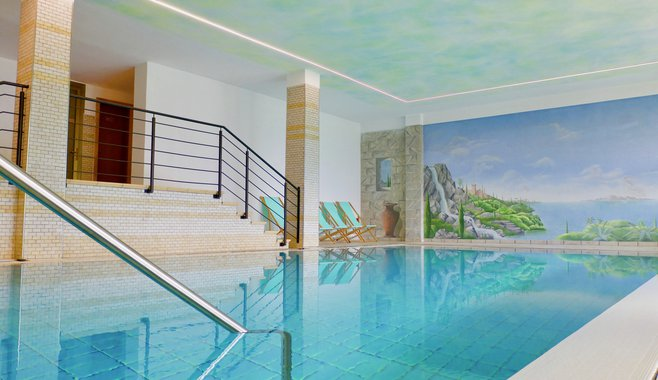 Hotel Das Bergland – Vital & Activity - Pool