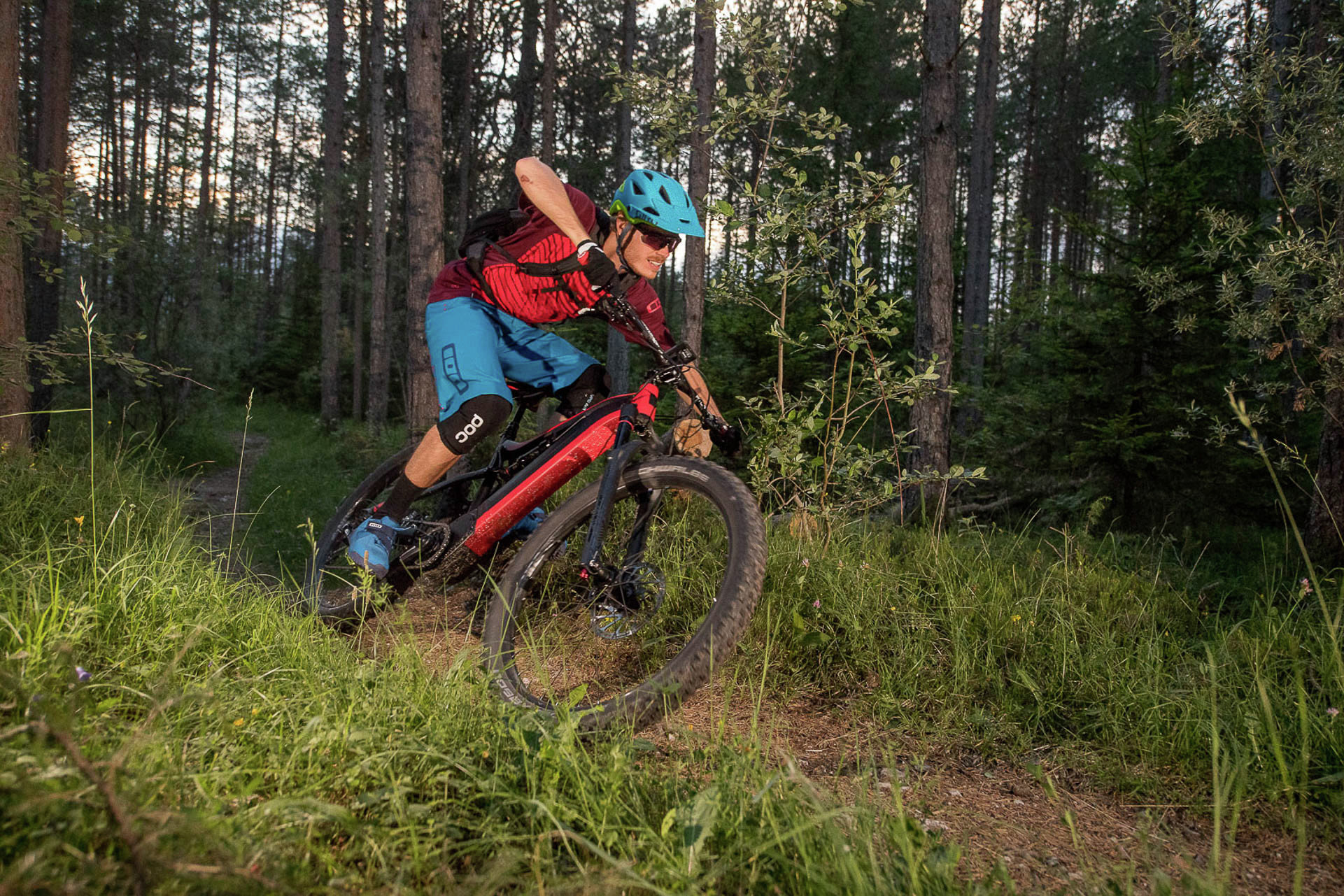 E-Mountainbike Weekly Package