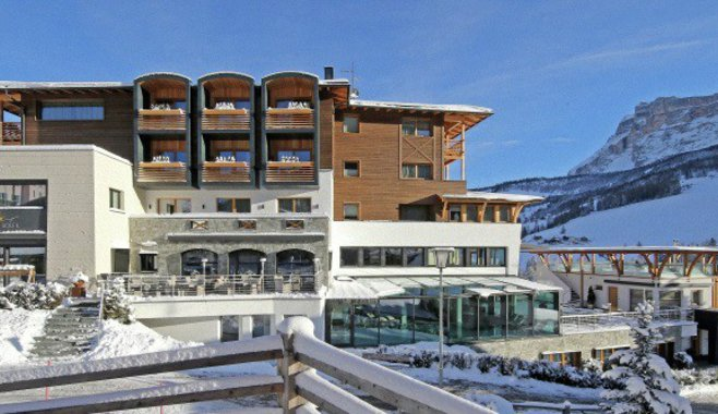 Hotel Ciasa Soleil – passion for living hotel - Winterfoto