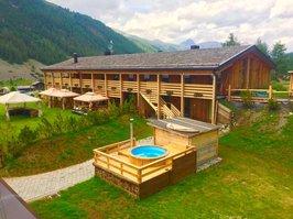 Livigno   Hotels La Tresenda Mountain Farm