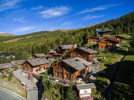 Livigno | Apartments Park Chalet Village