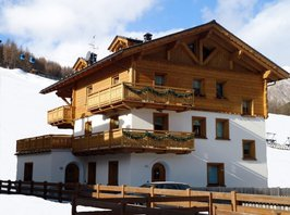 Livigno | Apartments Chalet Resin