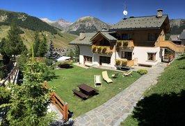 Livigno   Apartments Chalet Monteneve