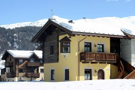 Livigno | Apartments Baita Rig